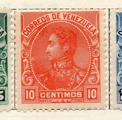 Venezuela 1899 Early Issue Fine Mint Hinged 10c. 134142