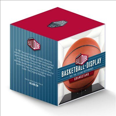 Grandstand Acrylic Basketball Display Case with 98% UV