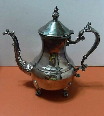 Vintage FB Rogers Silver Co. Coffee Pot # 2377