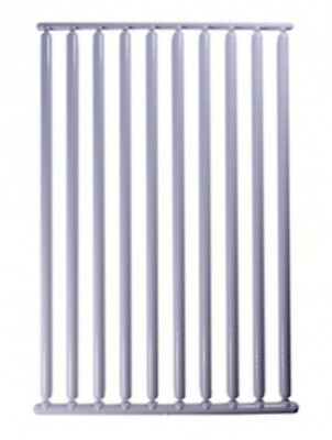 Cake Dowels 8 Inch White Plastic Rods - Decorating Tier Pillars - Pack of 10