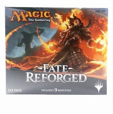 Fate Reforged Fat Pack - englisch MtG Magic the Gathering