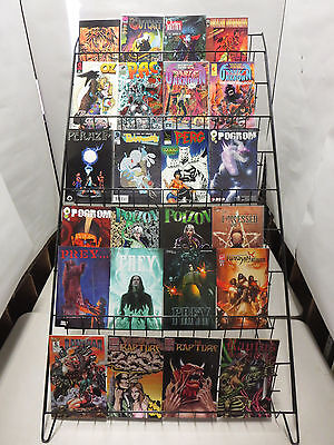 HALLOWEEN HORROR B2 SWB 150+ Comics Scary! ALPHABET OF FEAR continues 0 to T