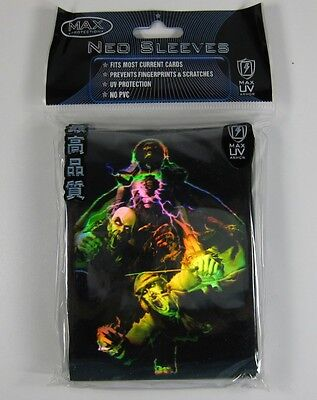 50 Max Protection FOIL Sleeves : Ghosts