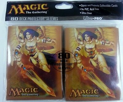 Ultra Pro Deck Protector Sleeves Akroma Angel of Wrath MtG