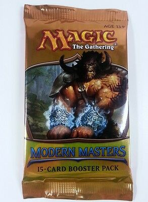 Modern Masters Booster Pack englisch - Magic the Gathering