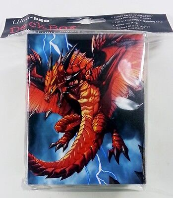 Ultra Pro Artist Gallery Deckbox - Mauricio Herrera - Demon Dragon