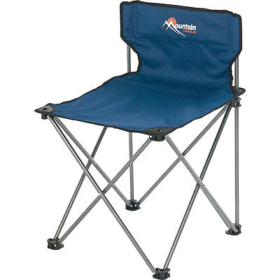 Mountain Trails Ridgeline--Quad chair - Blue Outdoor Accessorie NEW