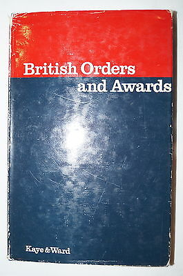 British Orders and Awards Reference Book