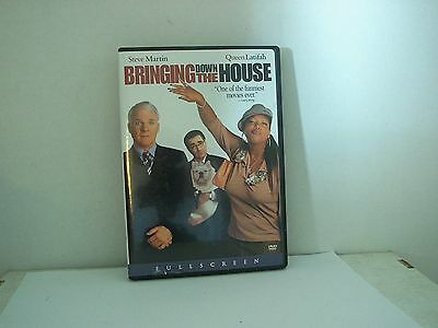 Bringing Down the House Steve Martin Queen :Latifah comedy dvd movie