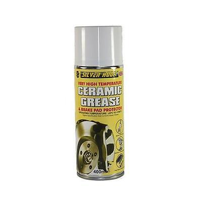 Silverhook VHT Ceramic Grease & Brake Pad Protector 400g Aerosol Can For ABS....