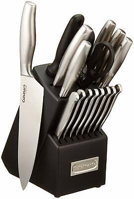 Cuisinart Artiste Collection 17 Piece Knife Block Set