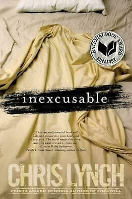 Inexcusable: 10th Anniversary Edition by Chris Lynch (English) Paperback Book Fr
