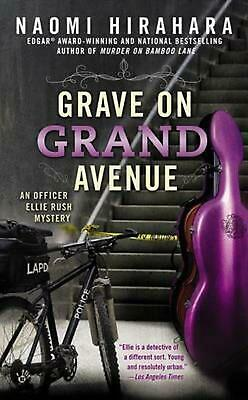 Grave on Grand Avenue by Naomi Hirahara (English) Mass Market Paperback Book Fre
