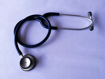Rappaport Type Stetoscope for nurses and doctors  burgundy  color