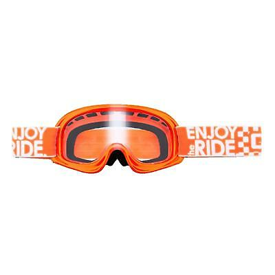 O'Neal Kinder B-Youth Goggle Orange Cross Brille RL Motocross MX DH Downhill