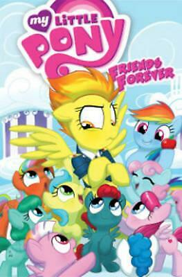 My Little Pony Friends Forever Volume 3 by Ted Anderson (English) Paperback Book