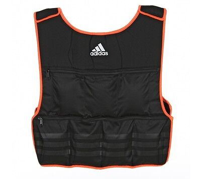 Adidas Gewichtsweste, Weight West, insg. 4,5Kg, verstellbar ! Jogging, Fitness