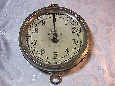 Abraham Gerz & Son John Chatillon & Sons  New York General Store Old Scale    T*