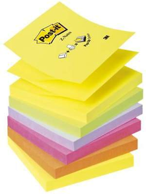 Post-it Z-Notes 6er 76x76 neon