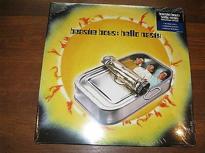 The Beastie Boys Hello Nasty  Lp X 2 180Gm  Mint