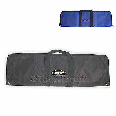 Bow Case Cartel Pro Gold 704 basic soft bag for recurve bow