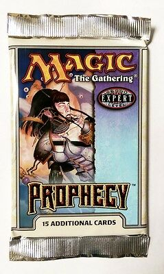 Magic: the Gathering MtG Prophecy Booster englisch