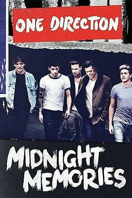One Direction : Midnight Memories - Maxi Poster 61cm x 91.5cm (new & sealed)