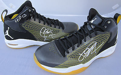 Paul George Signed Nike Shoes Size 12 Pacers - Global Authenticated