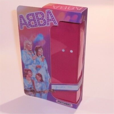 Matchbox Abba Doll Anna Reproduction Box