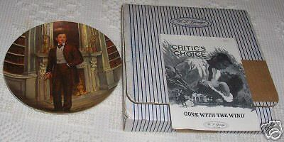 Gone With The Wind Rhett Knowles Fine China