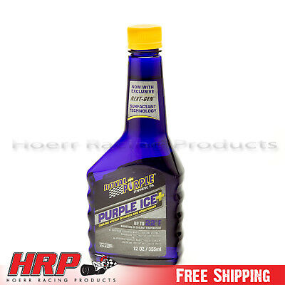 Royal Purple 01600 Purple Ice Radiator Coolant Additive - 12oz.