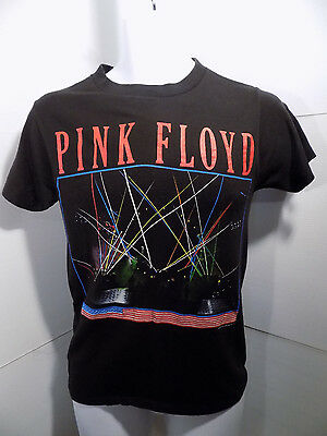 Vintage 1987 Pink Floyd Momentary Lapse of Reason Tour T Shirt Size Medium