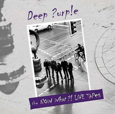 Deep Purple - Now What?! Live Tapes NEW LP