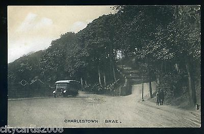Fife    BRAE - Charlestown  with  BUS