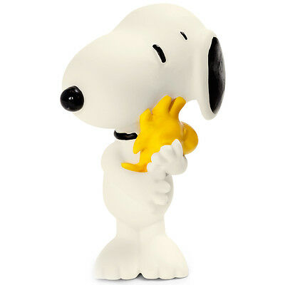 Schleich Peanuts Snoopy with Woodstock Collectable Figure NEW