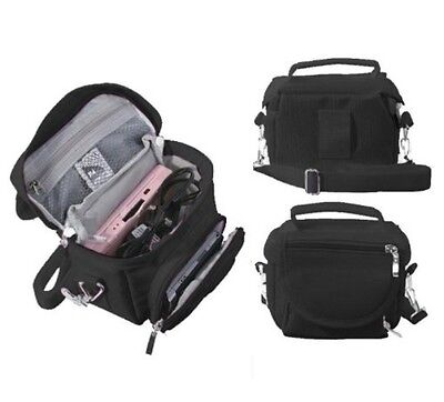 Black Travel Bag Carry Case For New 2015 Nintendo 3Ds And 3Ds Xl