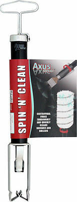 "Axus Brush and Roller Cleaner Spinner 1.75"" Core All Brushes up to 6"""