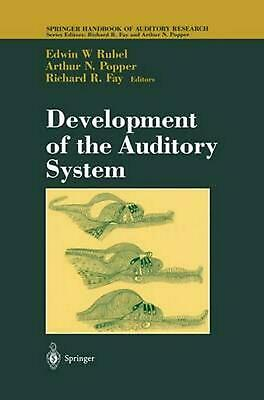 Development of the Auditory System by Paperback Book (English)