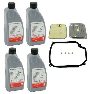 NEW 4L ATF1 VW OEM 01M 4 Speed Automatic Transmission Service Kit & Filter