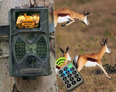 12MP 940NM Hunting Trail Camera Audio Video Scouting Cam AG-880