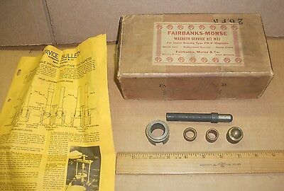New Vintage Fairbanks-Morse # MT-1 service kit for FM-K magneto