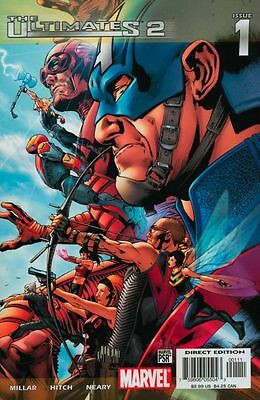 The Ultimates 2 (2005) 1-13 Annual 1-2 Complete Set Lot Full Run Mark Millar