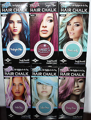 SPLAT Hair Chalk 0.12 oz (Offered by Cozee Clothing) many colors choices **