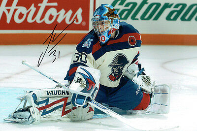 Josh UNICE Ice HOCKEY Memorial Cup USA Signed Autograph Photo AFTAL COA