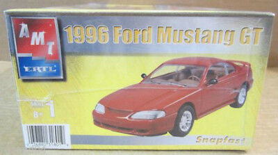 1996 Ford Mustang GT by AMT (out of production)    We combine shipping    E31801