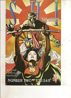 Shi: The Series #2 (1997) Crusade Comics V/f
