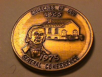 1975 Churches of God General Conference 150th Anniversary Free US Shipping