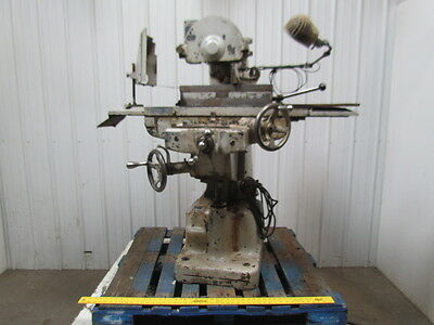 "Covel No.15 Manual Feed Surface Grinder 6""X18"" Capacity 220/440V 3PH"