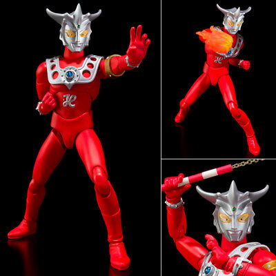 Ultra-Act Ultraman Leo version 1 action figure Bandai Japan