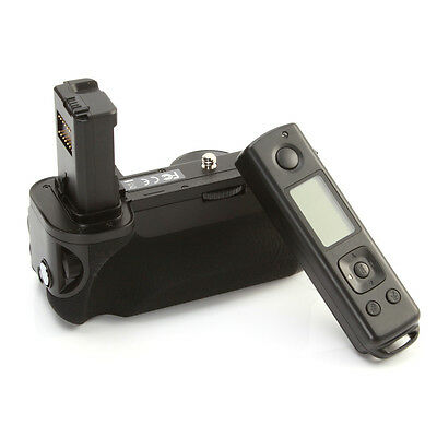 Meike MK-AR7 2.4G Wireless Remote Battery Grip for Sony E NEX A7 A7R A7S VG-C1EM